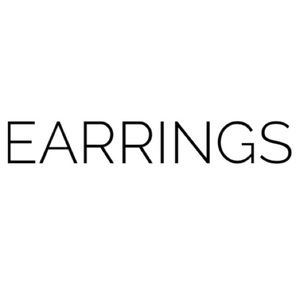 Jewelry - Earrings Section Divider